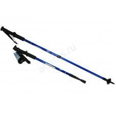 Палки для скандинавской ходьбы Stingrey раздвижные (115-135 см) TAP3-01