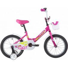 "Велосипед 16"" TWIST поддерж.колеса"