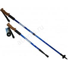 Палки для скандинавской ходьбы Stingrey раздвижные (115-135 см) TAP3-02