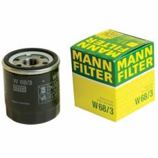 Фильтр масляный MANN МW68/1