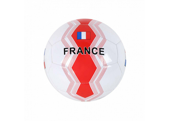 Мяч футбольный №5 Франция (3 слоя)