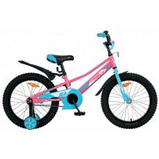 "Велосипед 14"" VALIANT поддерж.колеса"