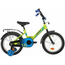 """Велосипед 16"""" FOREST поддерж.колеса"""
