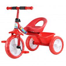 Велосипед трехколесный Чижик с корзиной сзади