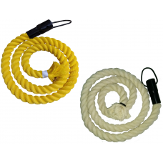 Канат для лазания (мультитекс,желтый) для уличных ДСК