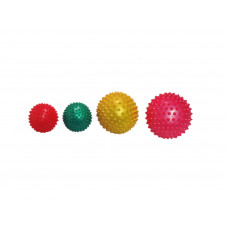 Мяч массажный силиконовый 10 см