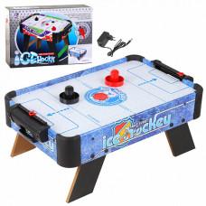 Игра настольная Аэрохоккей ZC3001+1 (53,5*31*21,5 см)