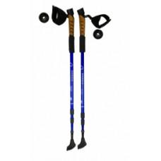 Палки для скандинавской ходьбы Energia раздвижные (90-135 см), антишок