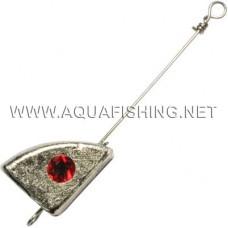 Груз утяжелитель рыбья голова 14 гр