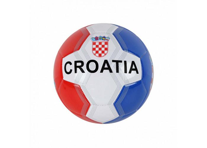 Мяч футбольный №5 Хорватия (3 слоя)