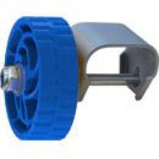 Кронштейн с колесом съемный 30*15 для санок
