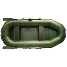 """Лодка надувная ПВХ """"Фрегат М-3 Лайт"""" (280 см) (с креплением под навесной транец)"""