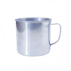 Кружка 550мл, нержавеющая сталь (6214-12)