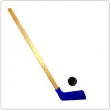 Набор хоккейный детский (1 клюшка+1 шайба)