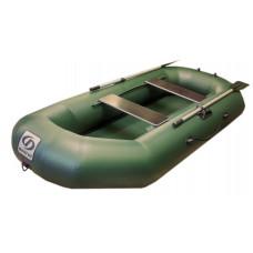 """Лодка надувная ПВХ """"Фрегат М-5"""" (300 см, передвижные сидения) (с крепление под навесной транец)"""