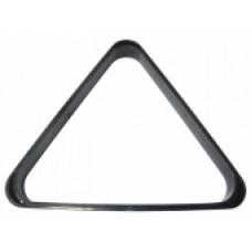 Треугольник для бильярд.шаров 60мм пластик.