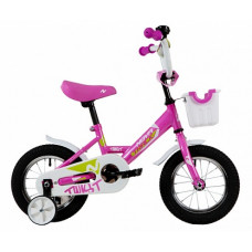 "Велосипед 12"" TWIST поддерж.колеса"
