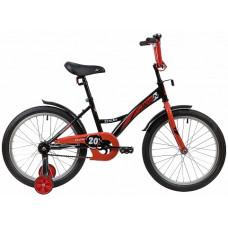 "Велосипед 20"" STRIKE поддерж. колеса"